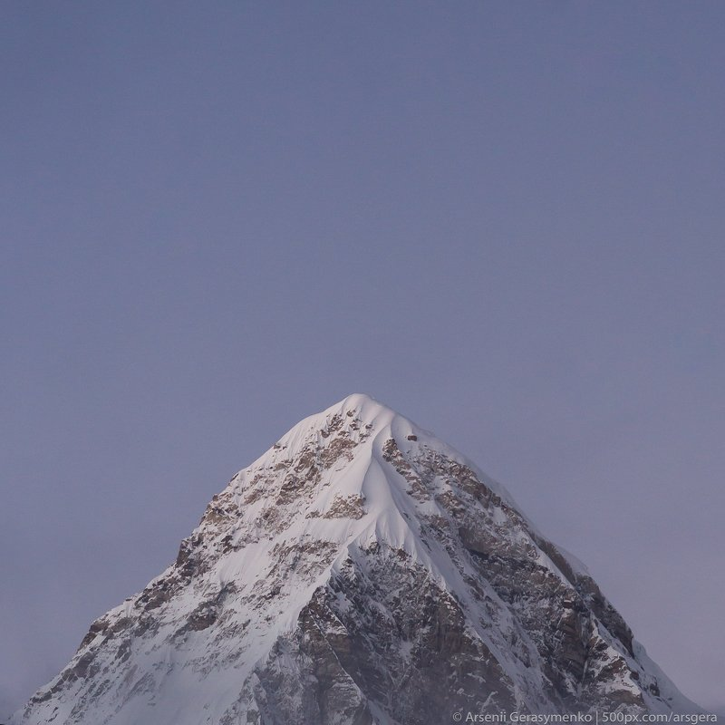 sky, landscape, nature, travel, outdoor, snow, asia, climbing, top, mount, mountain, nepal, cloud, peak, high, himalaya, alpinism, altitude, hiking, summit, himalayas, trekking, adventure, hike, himalayan, khumbu, mountainside, ama, amadablam, dablam Ama Dablam mountain peak in the Himalayasphoto preview
