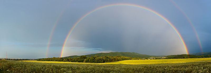 радуга, нальчик радуга Нальчик или как все относительно...photo preview