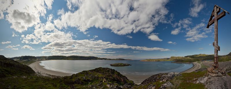 кольский, полуостров, баренцево, море, териберка, губа Губа Лодейнаяphoto preview