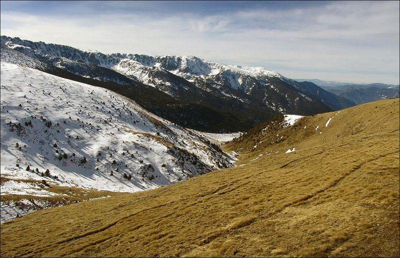 андорра, горы, весна Андоррские просторыphoto preview