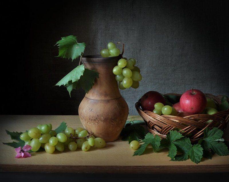 виноград, лето photo preview