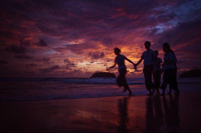 Kata Beach Shadowphoto preview