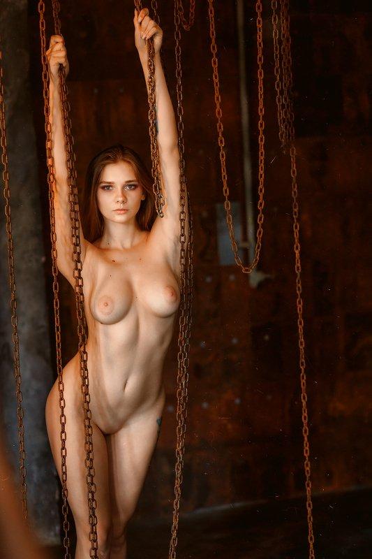 ню, nude, портрет, 85mm Natphoto preview