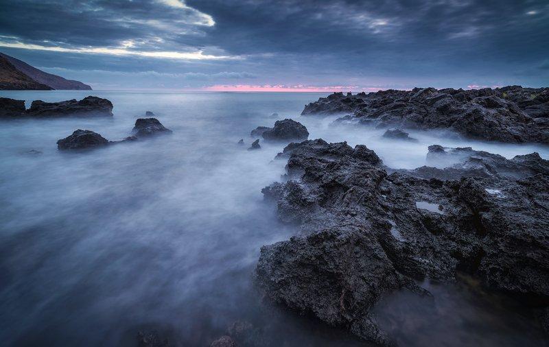 утро, рассвет, природа, irix, sea, Dramatic dawnphoto preview