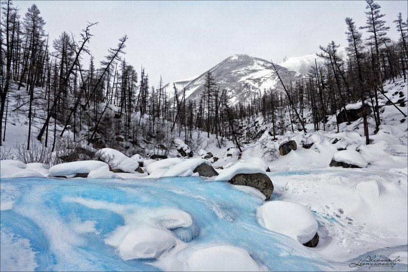Южно-Муйский хребет, февральphoto preview