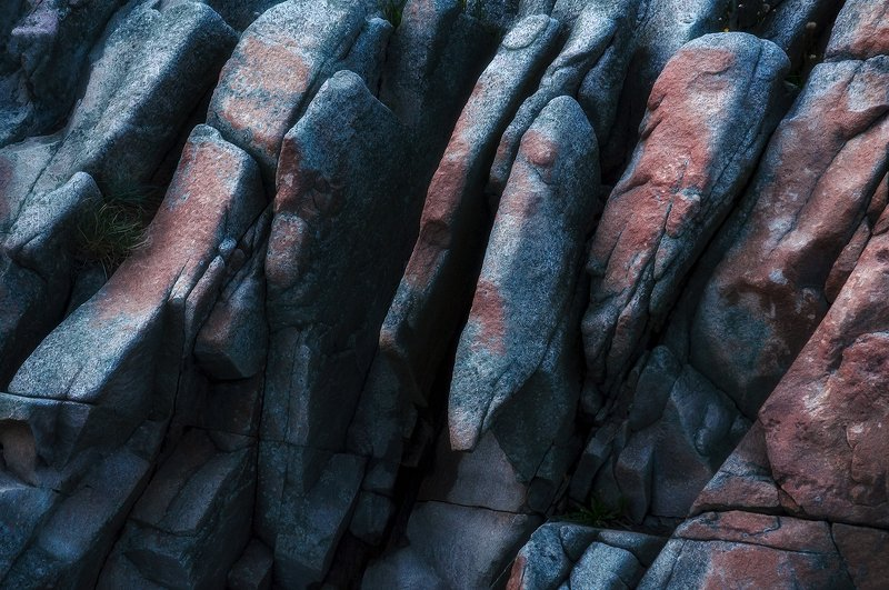 sweden, kullaberg, rocks, abstract Fragmentsphoto preview