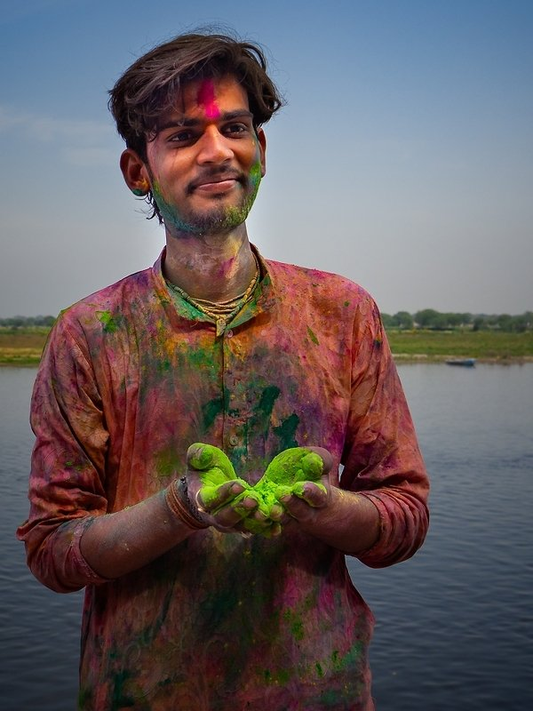 Holi -Indiephoto preview