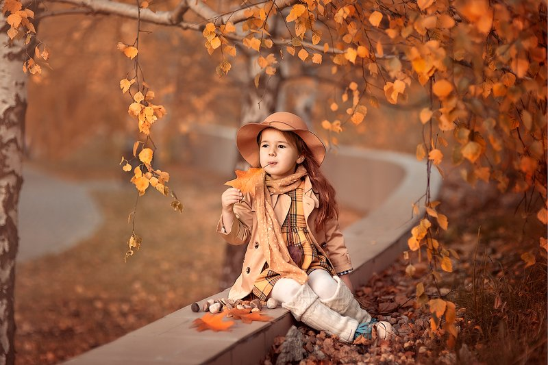 Осенние грезыphoto preview