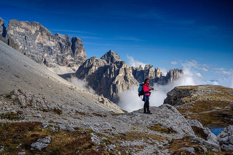 Landscape, Dolomites, Italia, Unesco Enjoy the Viewphoto preview