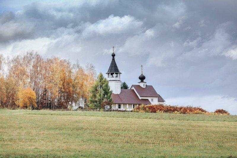 Фирсановка Церквушка в Жаворонкахphoto preview