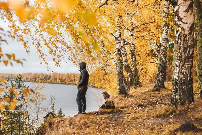 Волга Осень на Волгеphoto preview