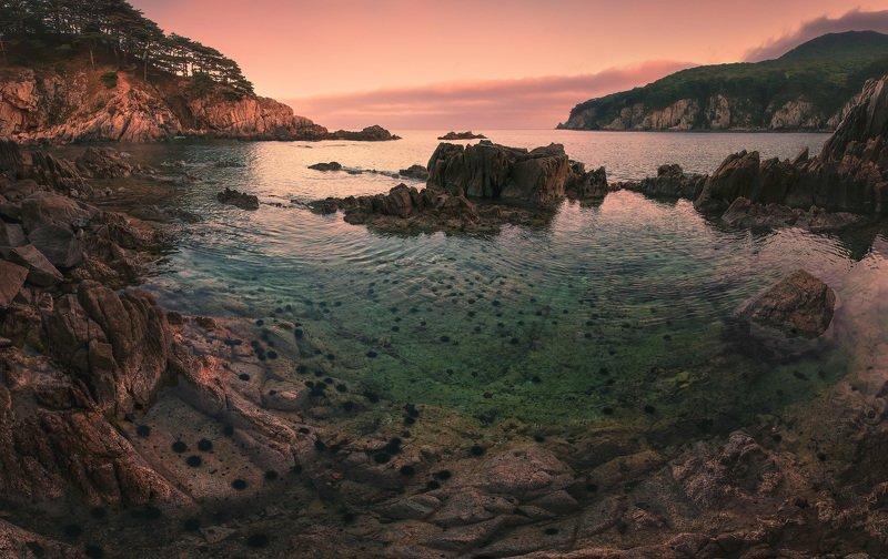панорама, море, скалы, камни ***photo preview