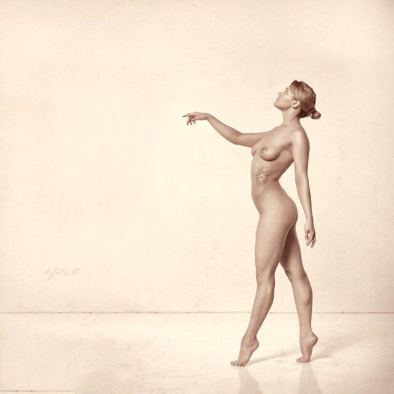 djfoto, nudevilnius, studio, vilnius, fine art, nude art Free walkingphoto preview