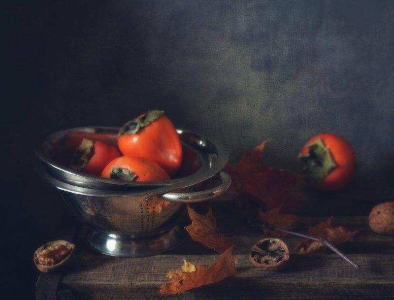 натюрморт,still life,хурма,осень время хурмы...photo preview