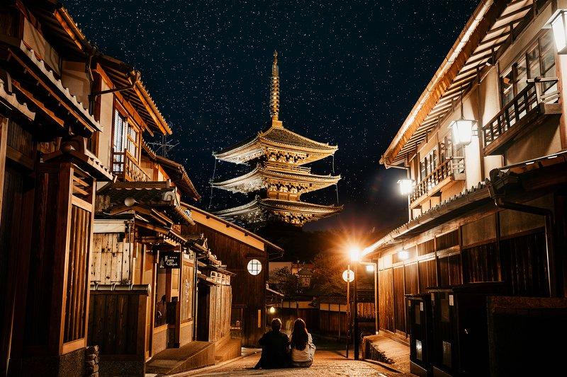 tokyo, night, japan, япония, токио, ночь, атмосфера Tokyophoto preview