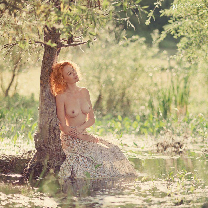 portrait, портрет, nude ........photo preview