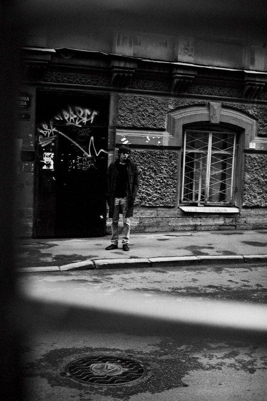 жанр, улица, портрет, арт К***photo preview