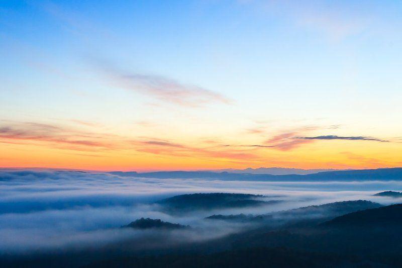 Предрассветный туманphoto preview