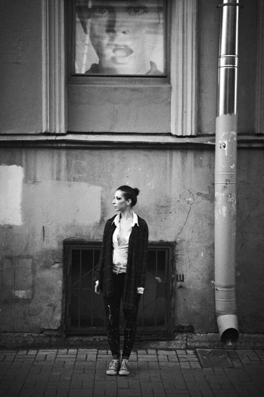 город, улица, портрет, жанр street portraitphoto preview