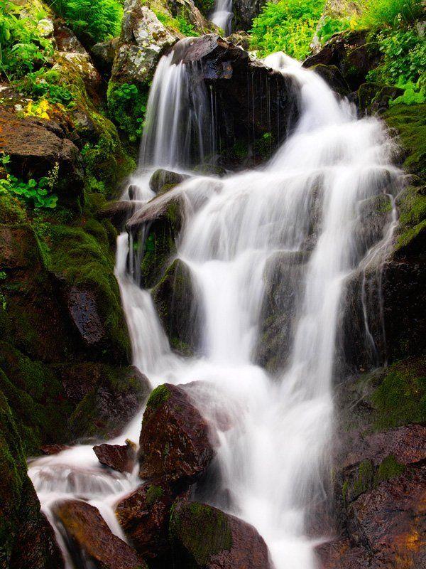 алтай, водопад, водопады, каракольские, озера, озеро каракольские озера, республика алтайphoto preview