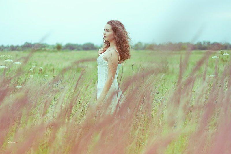 портрет, 2012, красивая, девушка Викторияphoto preview