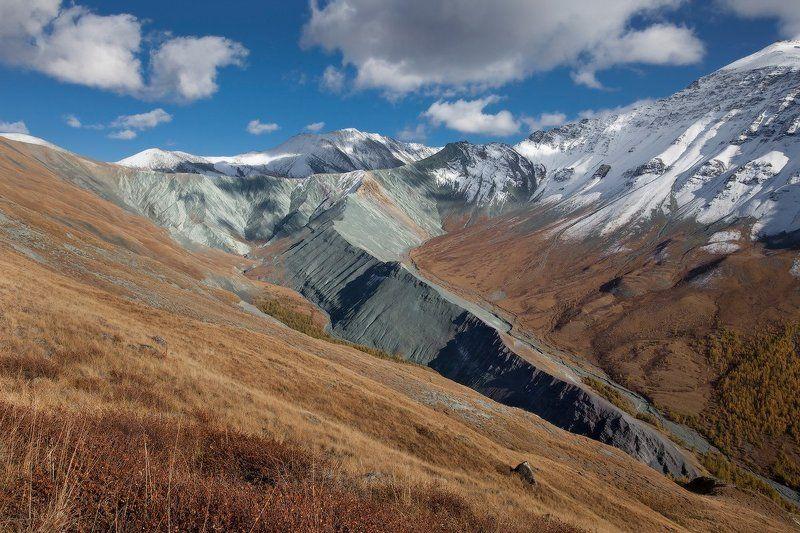 алтай, горный алтай, горы, пейзаж, осень, долина ярлу Долина Ярлуphoto preview