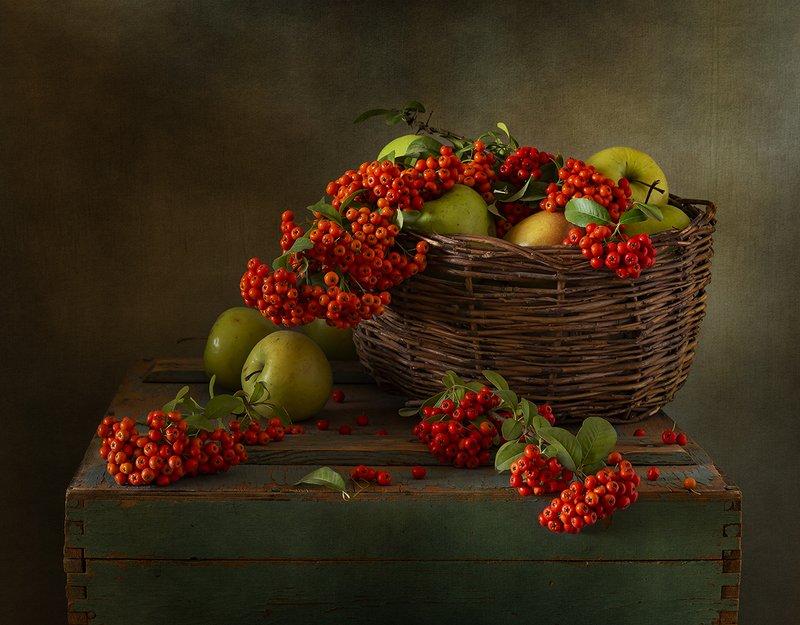 натюрморт, фрукты Полная \