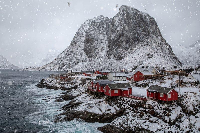 Lofonten, Norway   photo preview
