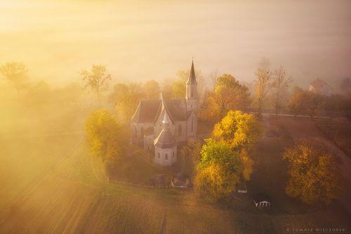 Foggy prayer