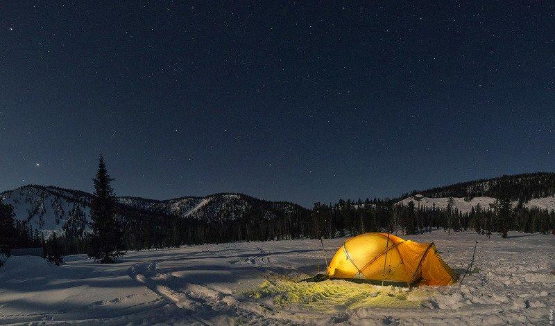 Про тихую лунную ночьphoto preview