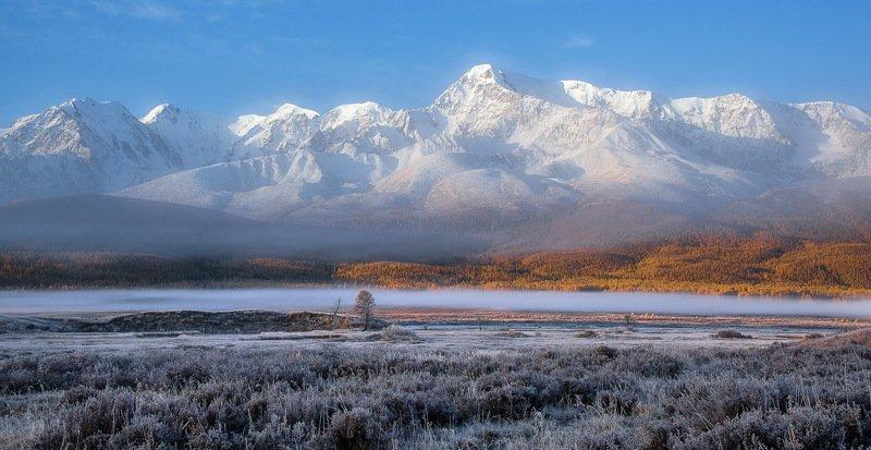 алтай. горы. осень. Северо-чуйский хребет.photo preview