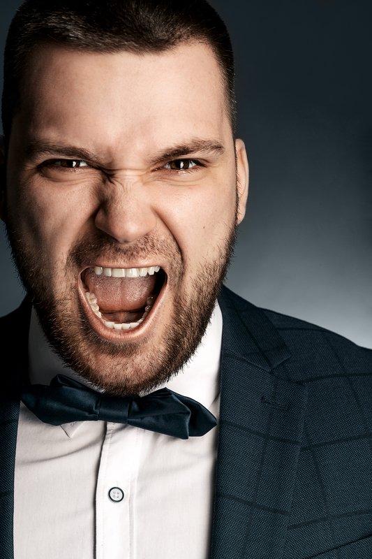 мужской портрет Евгенийphoto preview