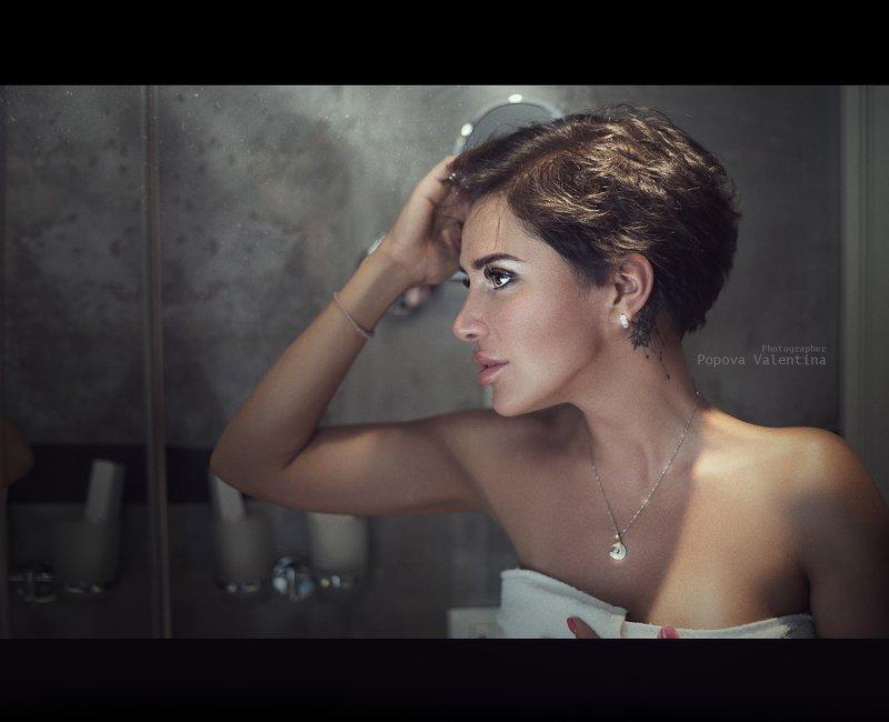 портрет , женщина, кино, кадр , Aliona Hiltphoto preview
