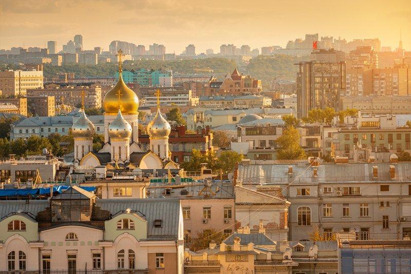 Москва летняяphoto preview