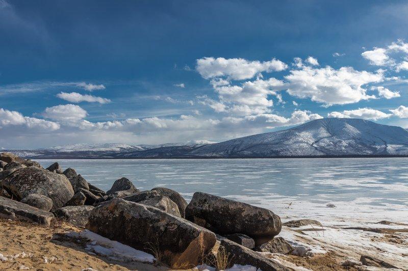 Озеро Баунт, республика Бурятияphoto preview
