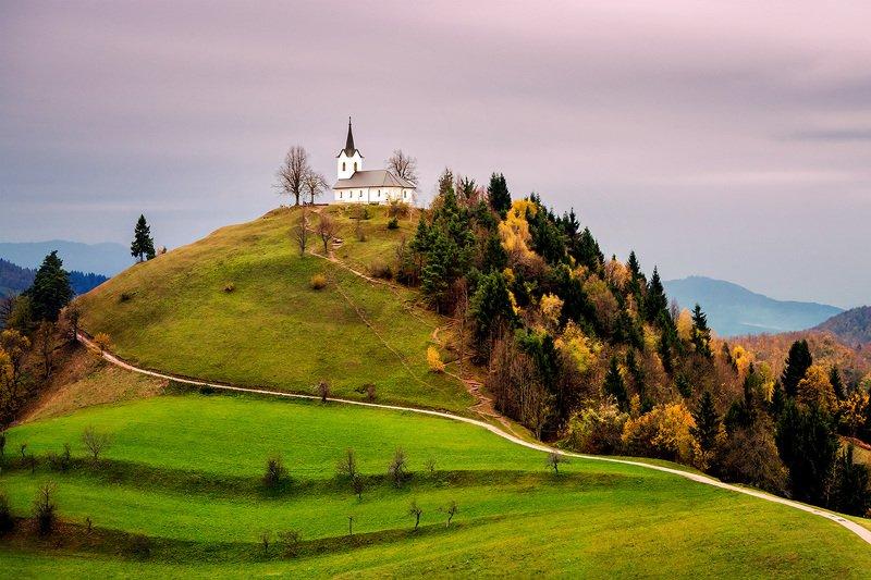 словения, slovenia Осенняя мелодия Словенииphoto preview