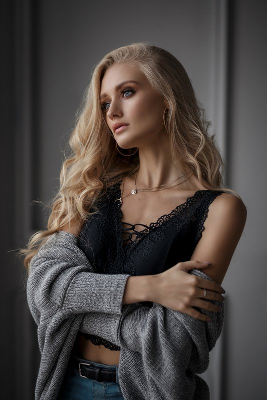 portrait, model, модель, портрет Lenaphoto preview