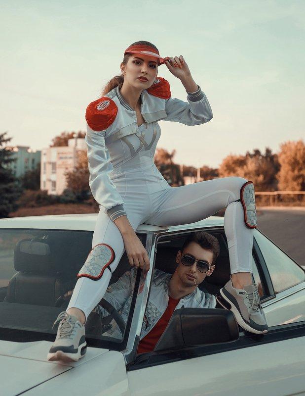 осень, постановочная фотография, fashion, мода, спорт, tyagushovaphoto Test Drivephoto preview