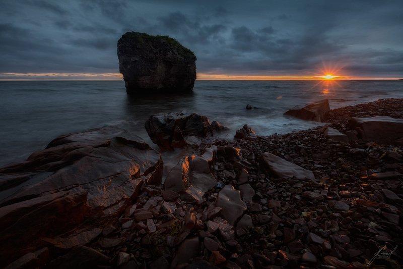 Чаячья скала.photo preview