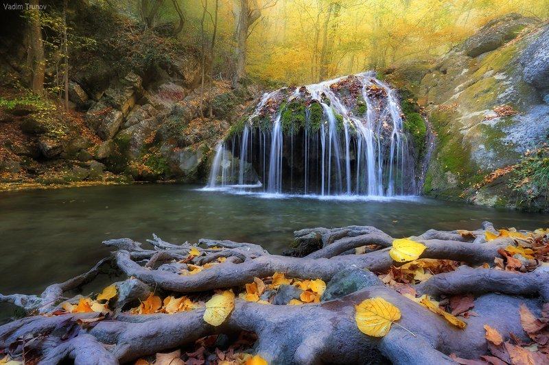 Водопад на Улу-Узеньphoto preview