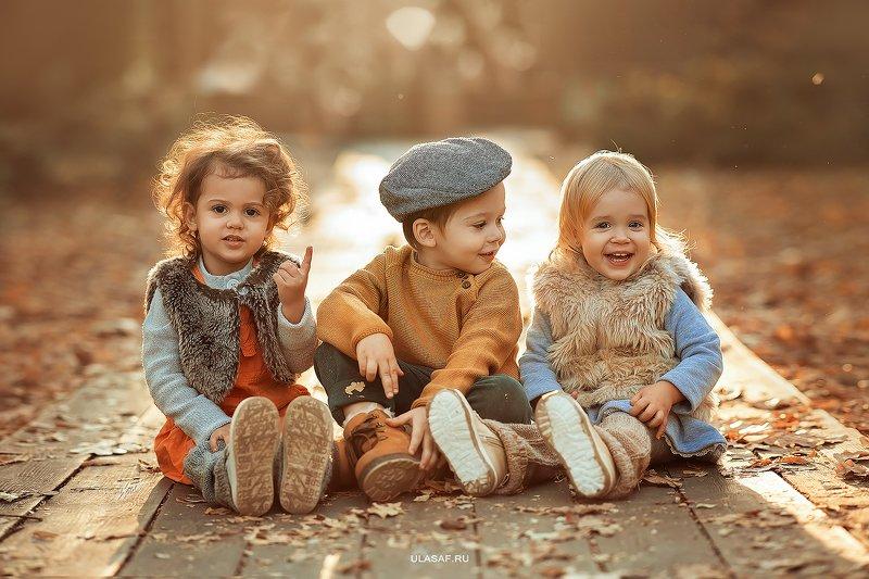 портрет, art, portrait, осень, sunset, закат, autumn, дети, мальчик, девочки, boy, girls, малыши, волшебство, magik, happy, nikon, 105mm, kid, children, beautiful, love ***photo preview