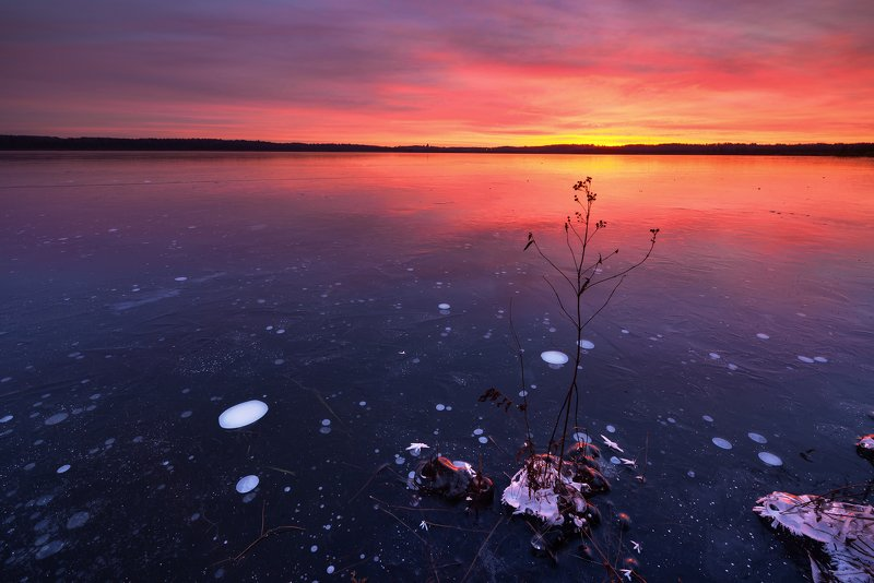 Вашутинские рассветы...photo preview