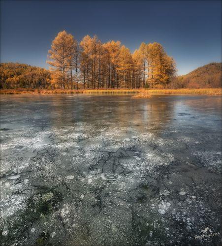 Алтайский лёд