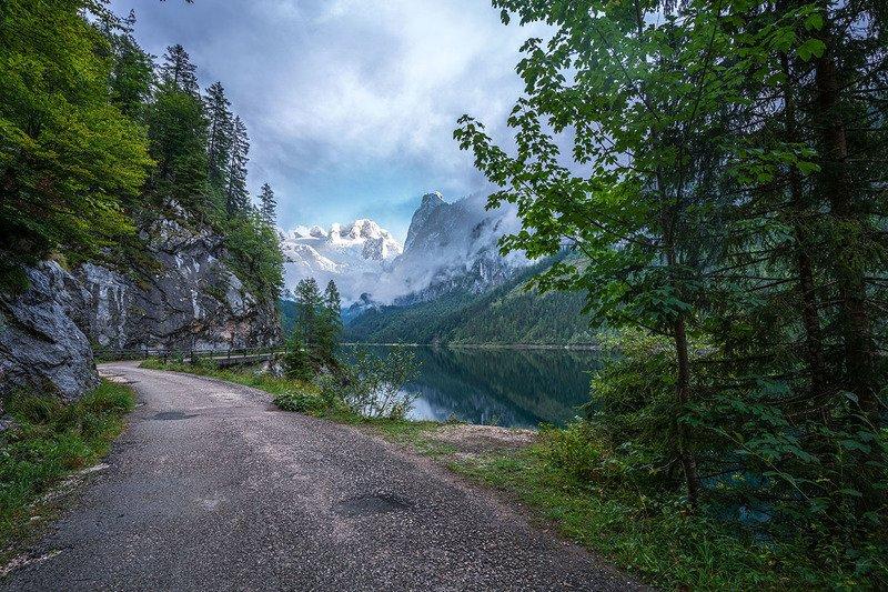 Утро в Австрииphoto preview