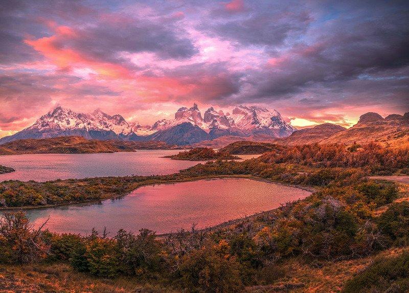 Утро в Патагонииphoto preview