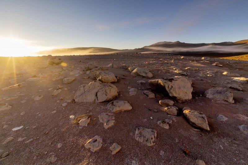 Высокогорье Боливииphoto preview