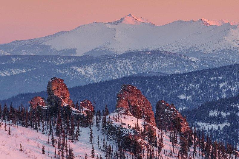 горная шория, мегалиты Про Шорские мегалитыphoto preview
