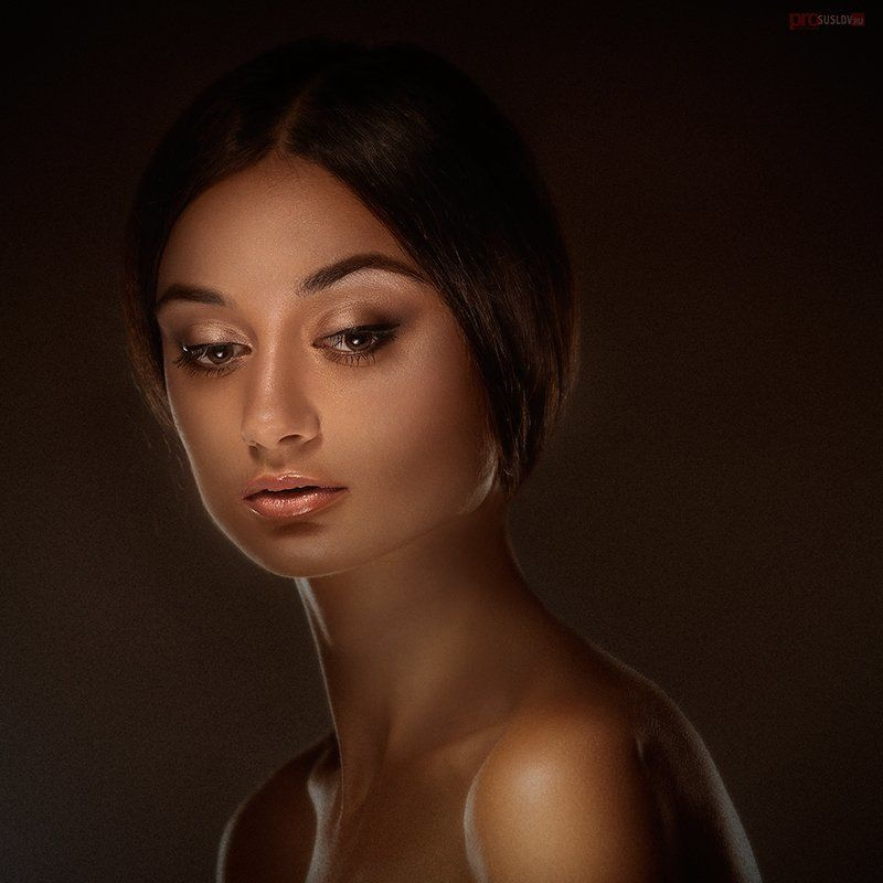 портрет, девушка photo preview