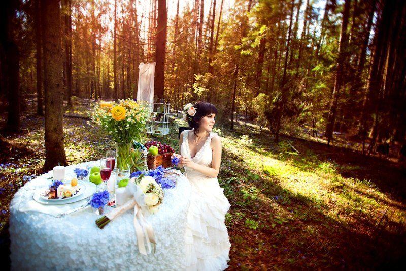 Апрельская свадьбаphoto preview