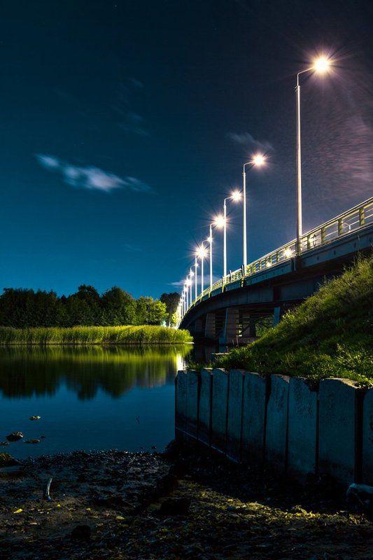 Мост на Крестовском о-веphoto preview